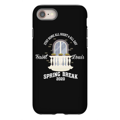 Stay Home All Night All Day 2020 For Dark Iphone 8 Case Designed By Gurkan