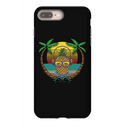 Tropical Summer Iphone 8 Plus Case Designed By Gurkan
