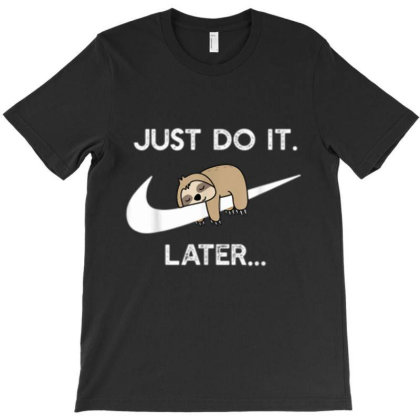 Funny Sleepy Sloth For Lazy Sloth Lover T-shirt Designed By Mrt90