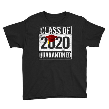 Class Of 2020 Quarantined For Dark Youth Tee Designed By Sengul