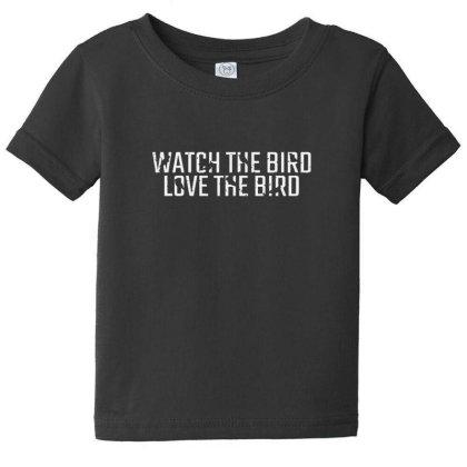 Bird Watching Baby Tee Designed By Sr88