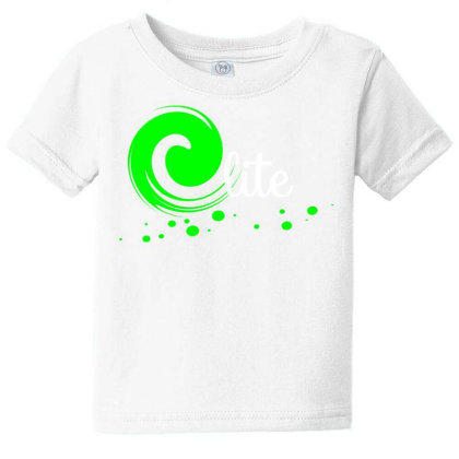 Elite Design Baby Tee Designed By Supa Curtail