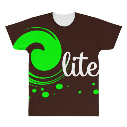 Elite Design All Over Men's T-shirt Designed By Supa Curtail