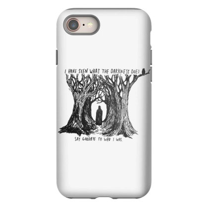 Meet Me In The Woods Iphone 8 Case Designed By Starks
