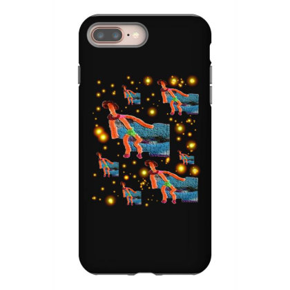Dragging The Wall Iphone 8 Plus Case Designed By Zanzzi