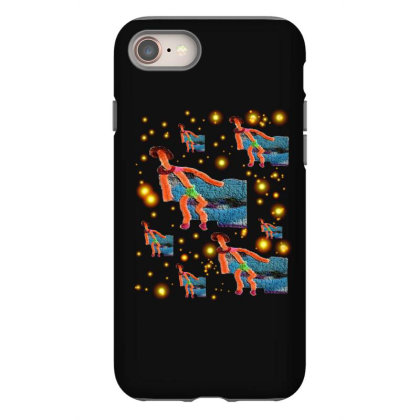 Dragging The Wall Iphone 8 Case Designed By Zanzzi