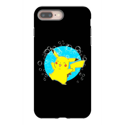Bubble Monster Iphone 8 Plus Case Designed By Starks