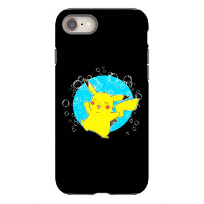 Bubble Monster Iphone 8 Case Designed By Starks