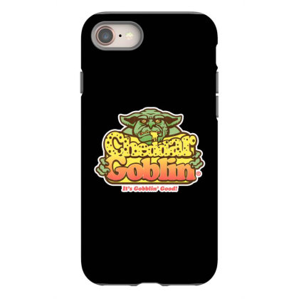 Cheddar Goblin Iphone 8 Case Designed By Starks