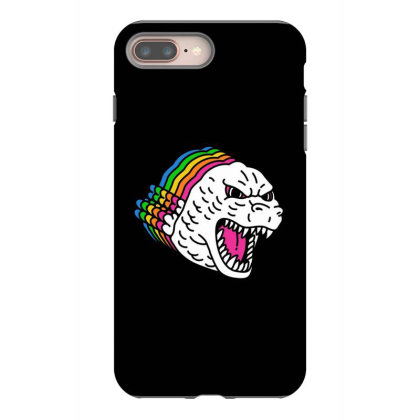 Colors Of Godzilla Iphone 8 Plus Case Designed By Starks