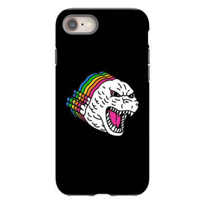 Colors Of Godzilla Iphone 8 Case Designed By Starks