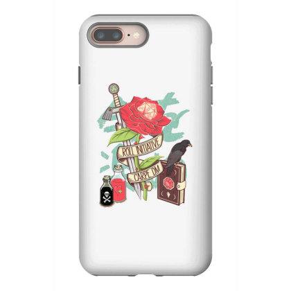 Roll Initiative Carpe Dm Iphone 8 Plus Case Designed By Starks