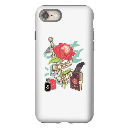 Roll Initiative Carpe Dm Iphone 8 Case Designed By Starks