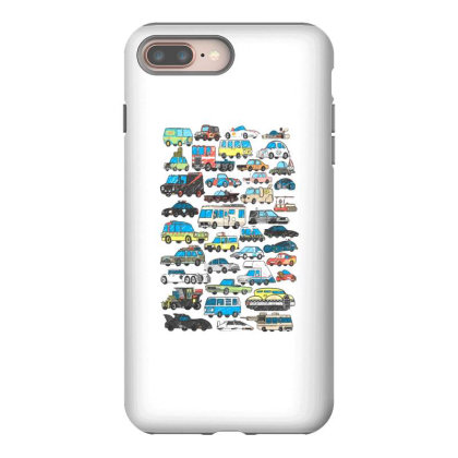Famous Cars Iphone 8 Plus Case Designed By Starks