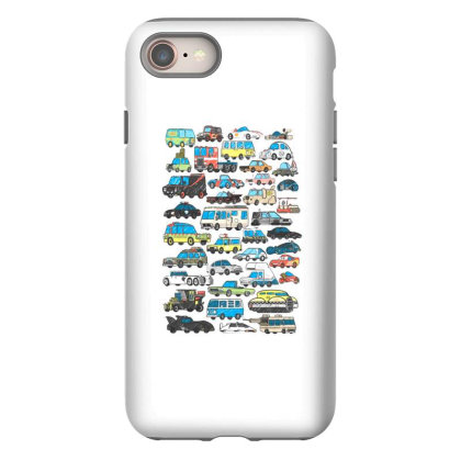 Famous Cars Iphone 8 Case Designed By Starks