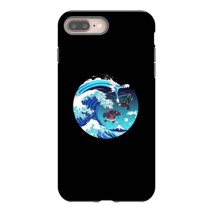 Breath Of The Great Wave Iphone 8 Plus Case Designed By Starks