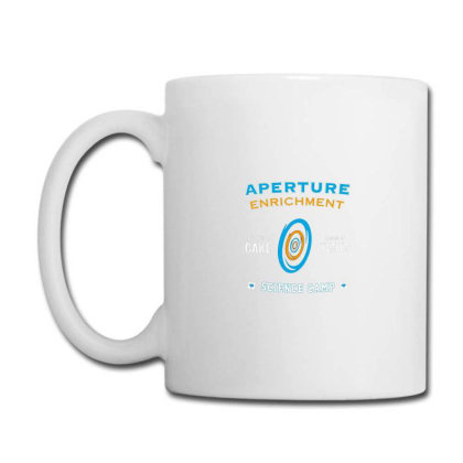 Aperture Science Camp Coffee Mug Designed By Starks