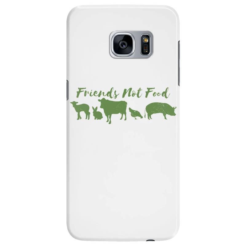 Animal Friends Vegan Samsung Galaxy S7 Edge Case | Artistshot