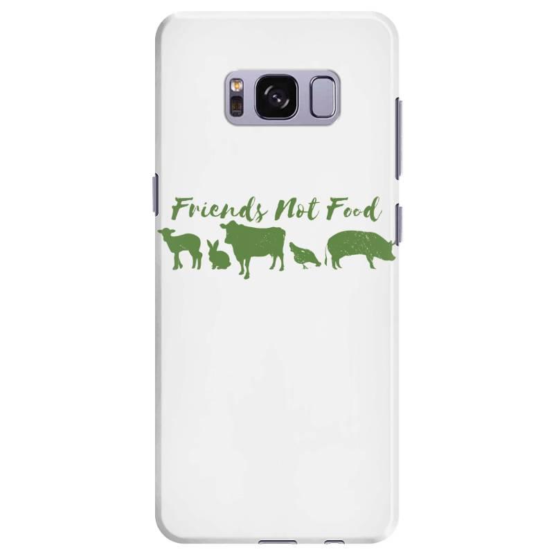 Animal Friends Vegan Samsung Galaxy S8 Plus Case | Artistshot