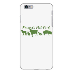 animal friends vegan iPhone 6 Plus/6s Plus Case | Artistshot