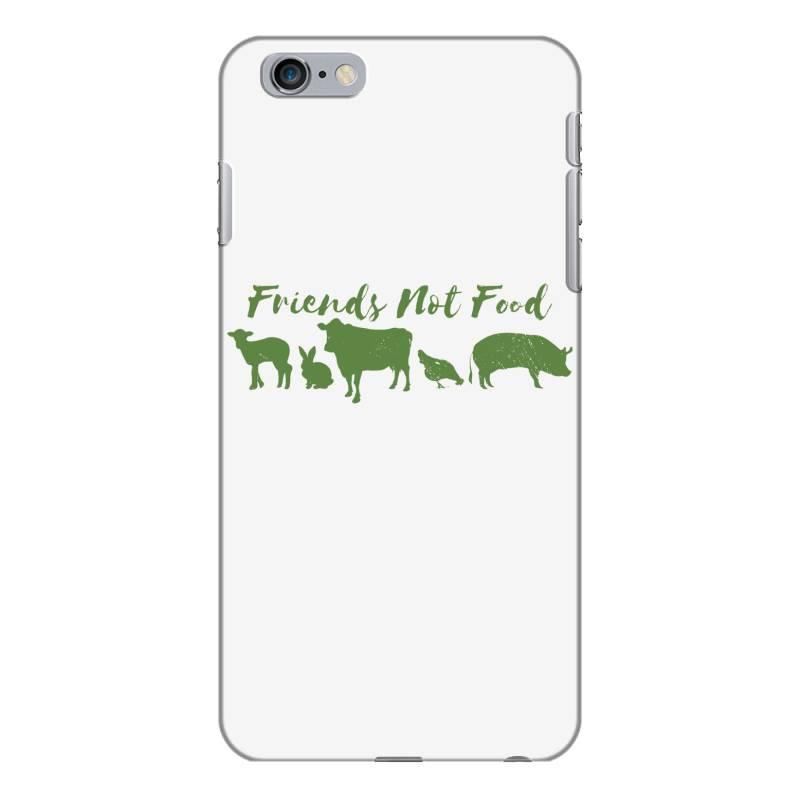 Animal Friends Vegan Iphone 6 Plus/6s Plus Case | Artistshot