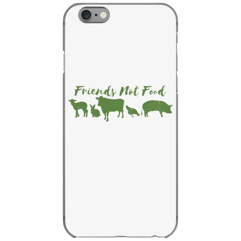 Animal Friends Vegan Iphone 6/6s Case | Artistshot