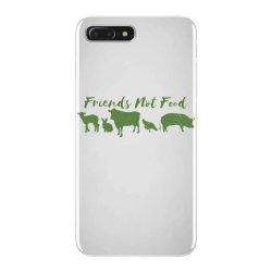 animal friends vegan iPhone 7 Plus Case | Artistshot
