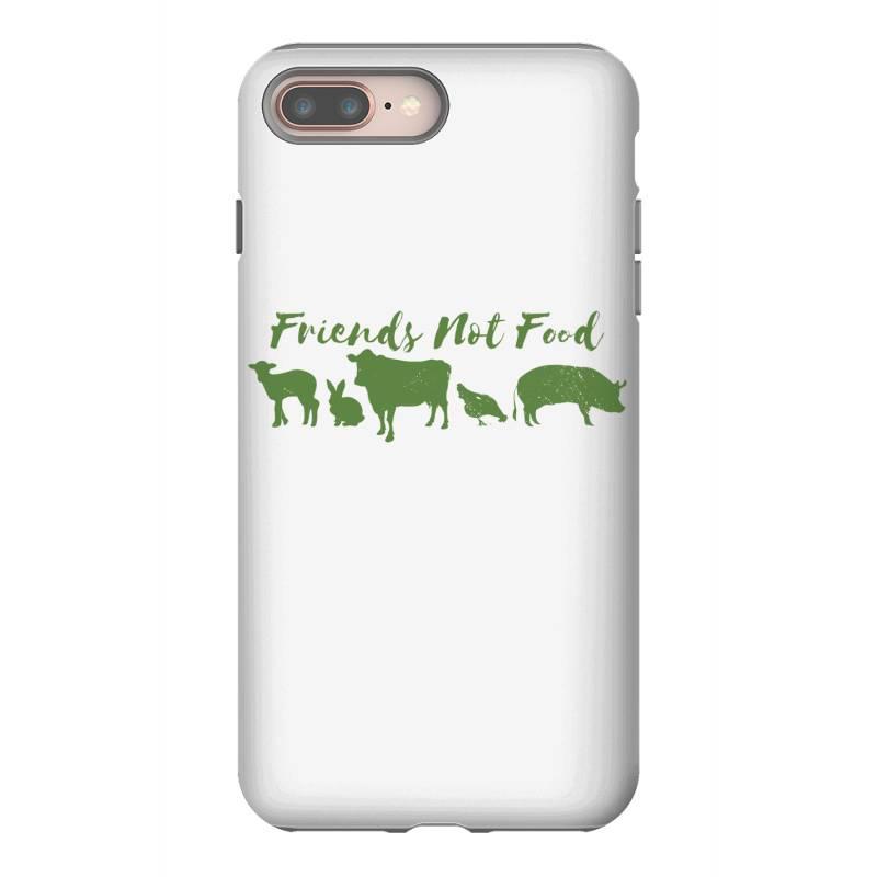 Animal Friends Vegan Iphone 8 Plus Case | Artistshot