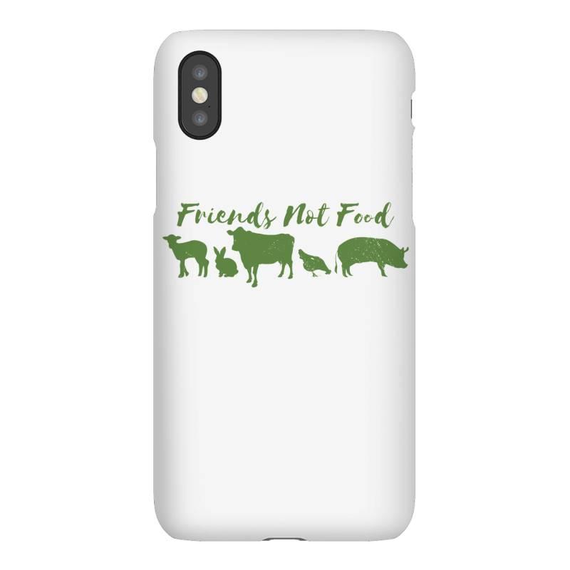 Animal Friends Vegan Iphonex Case | Artistshot