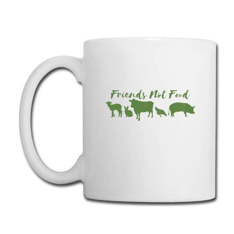 Animal Friends Vegan Coffee Mug | Artistshot