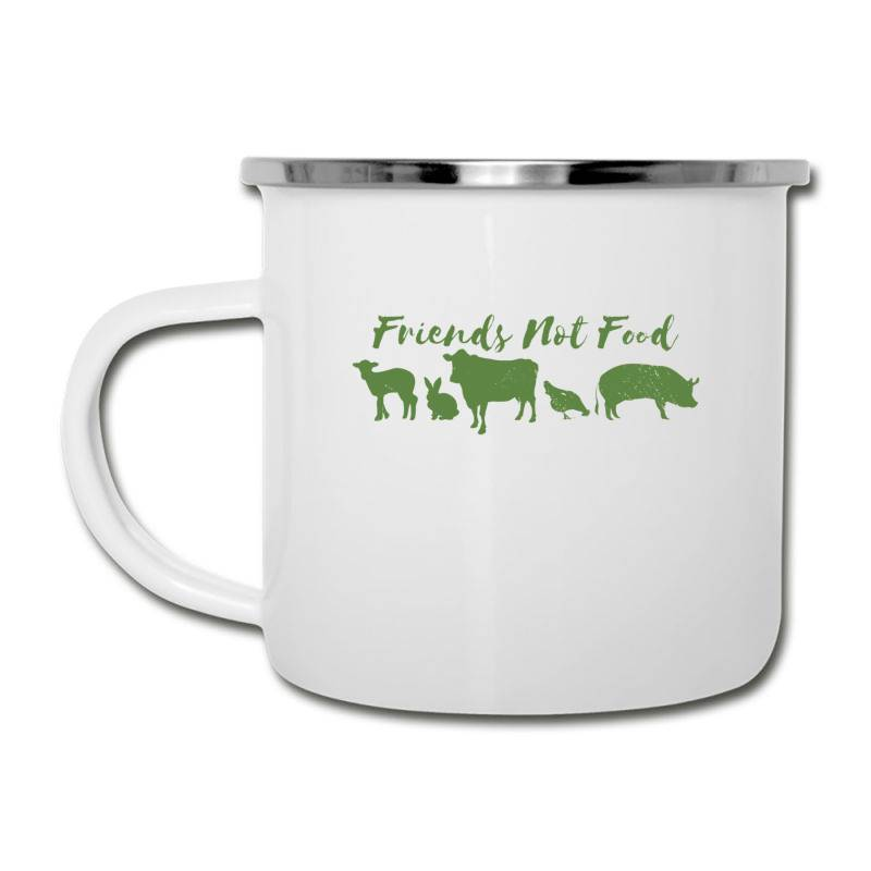 Animal Friends Vegan Camper Cup | Artistshot