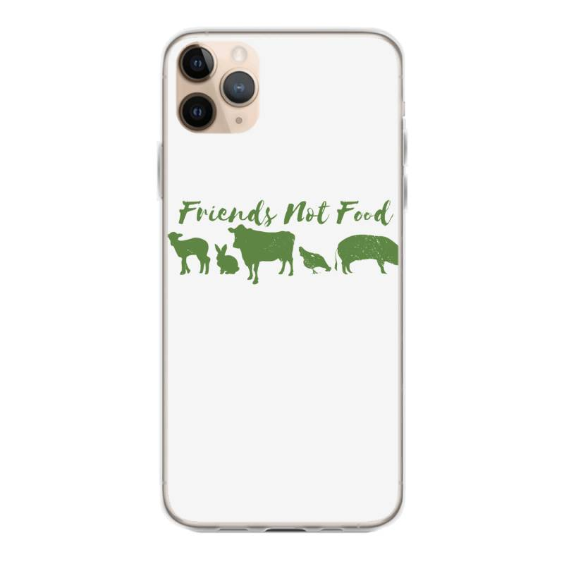 Animal Friends Vegan Iphone 11 Pro Max Case | Artistshot