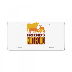 animal friends License Plate | Artistshot