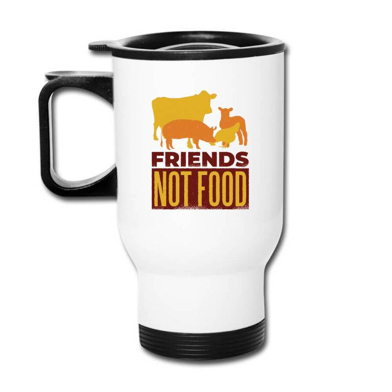 Animal Friends Travel Mug | Artistshot