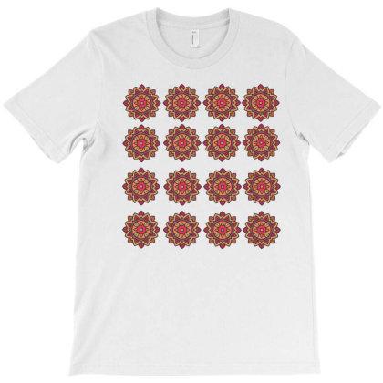 Sun Flower T-shirt Designed By Mr.prit
