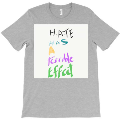 Hate T-shirt Designed By Kiss