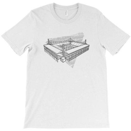 Cologne Stadium T-shirt Designed By Dirjaart