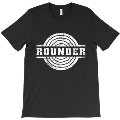 Rounder T-shirt Designed By Green Giant