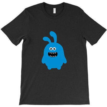 Funny Cute & Crazy Bunny T-shirt Designed By Wd650