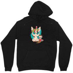 cute xmas unicorn Unisex Hoodie | Artistshot