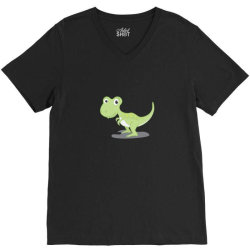 funny hopping all out V-Neck Tee | Artistshot