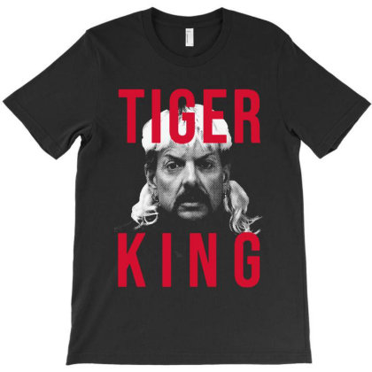 Joe Exotic, Tiger King T-shirt Designed By Green Giant