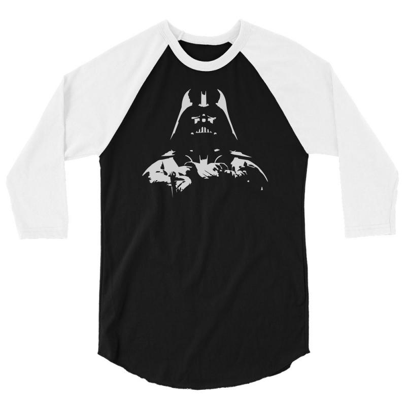 Darth Vader 3/4 Sleeve Shirt | Artistshot