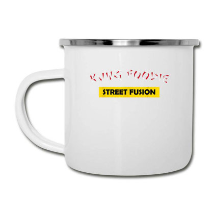 Kung Foodie Street Fusion Asian Chinese Food Camper Cup Designed By Mrt90