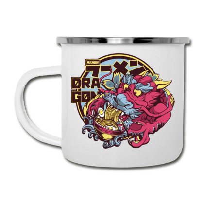 Dragon Ramen Camper Cup Designed By Dirjaart