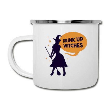 Drink Up Witches (2) Camper Cup Designed By Dirjaart