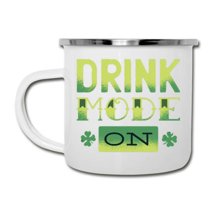 Drink Mode Camper Cup Designed By Dirjaart