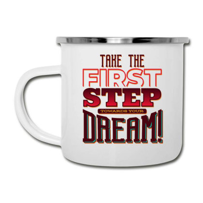 Dream Steps Camper Cup Designed By Dirjaart