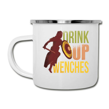 Drink Up Wenches Camper Cup Designed By Dirjaart