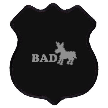 Bad  Ass Shield Patch Designed By H3lm1
